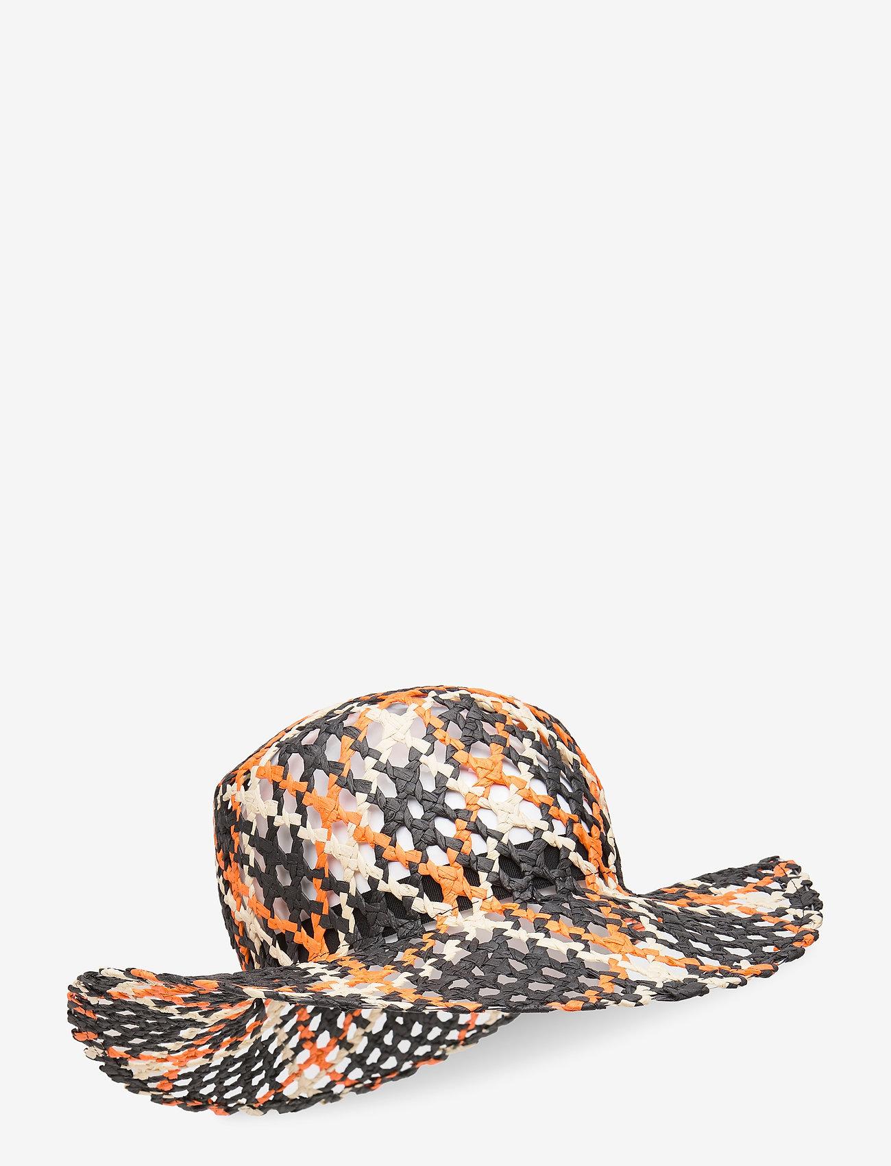 Becksöndergaard - Mabel Hat - hattar - orange - 0