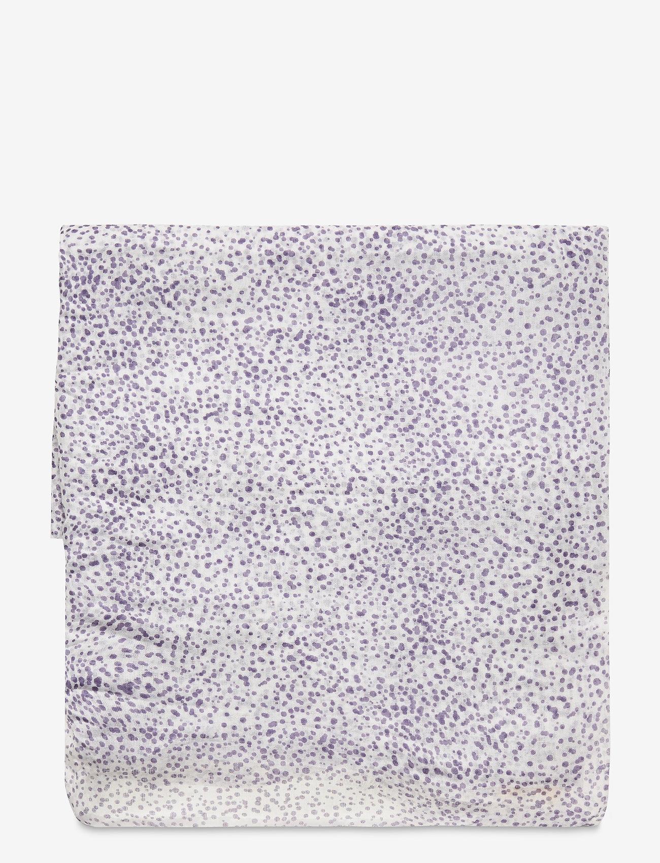 Becksöndergaard - Inky Dots Scarf - szaliki i chusty - lavender - 1