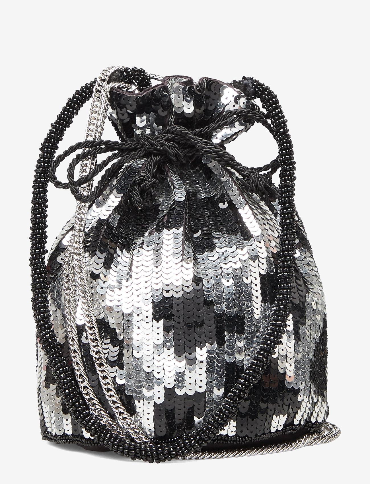 Becksöndergaard - Una Tora Bag - bucket bags - silver - 1