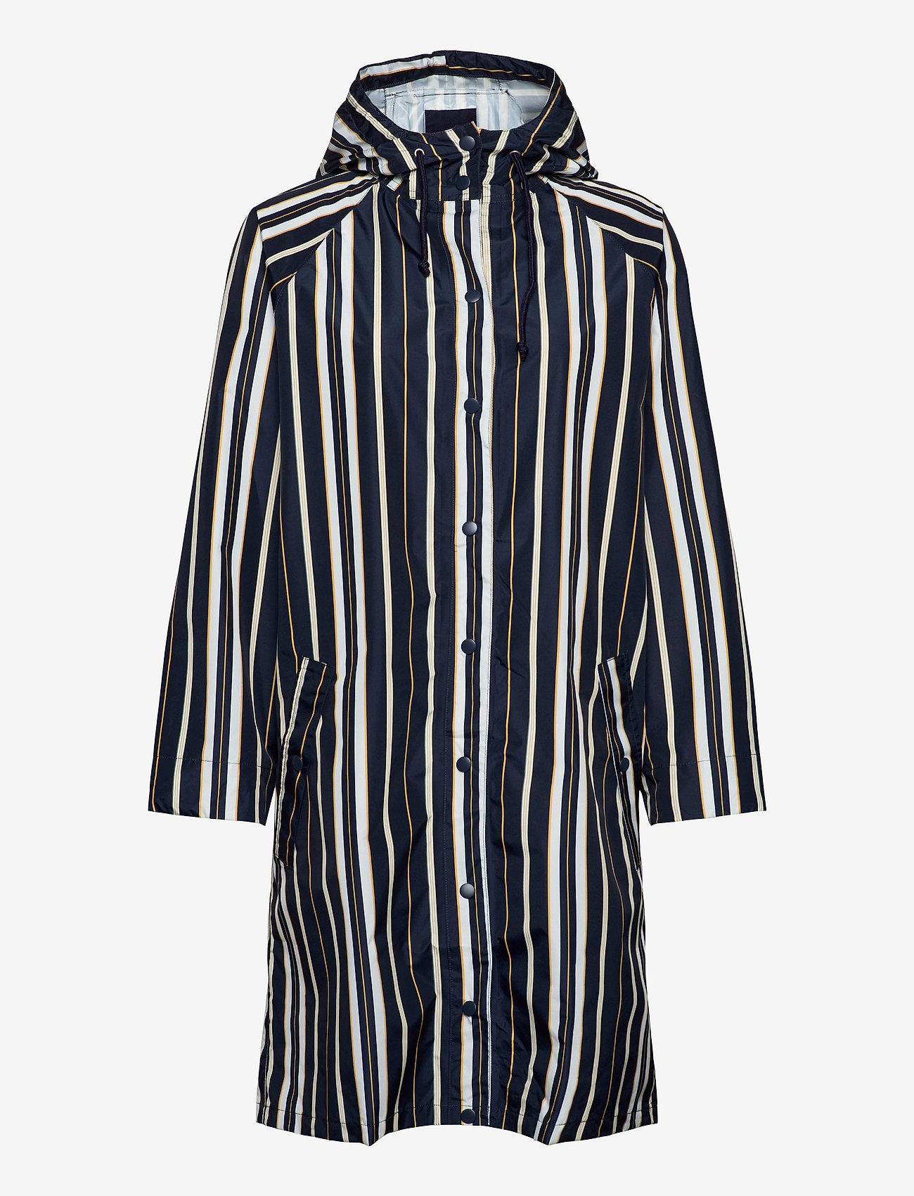 Becksöndergaard - Pencil Magpie Raincoat - regntøy - navy blue - 0