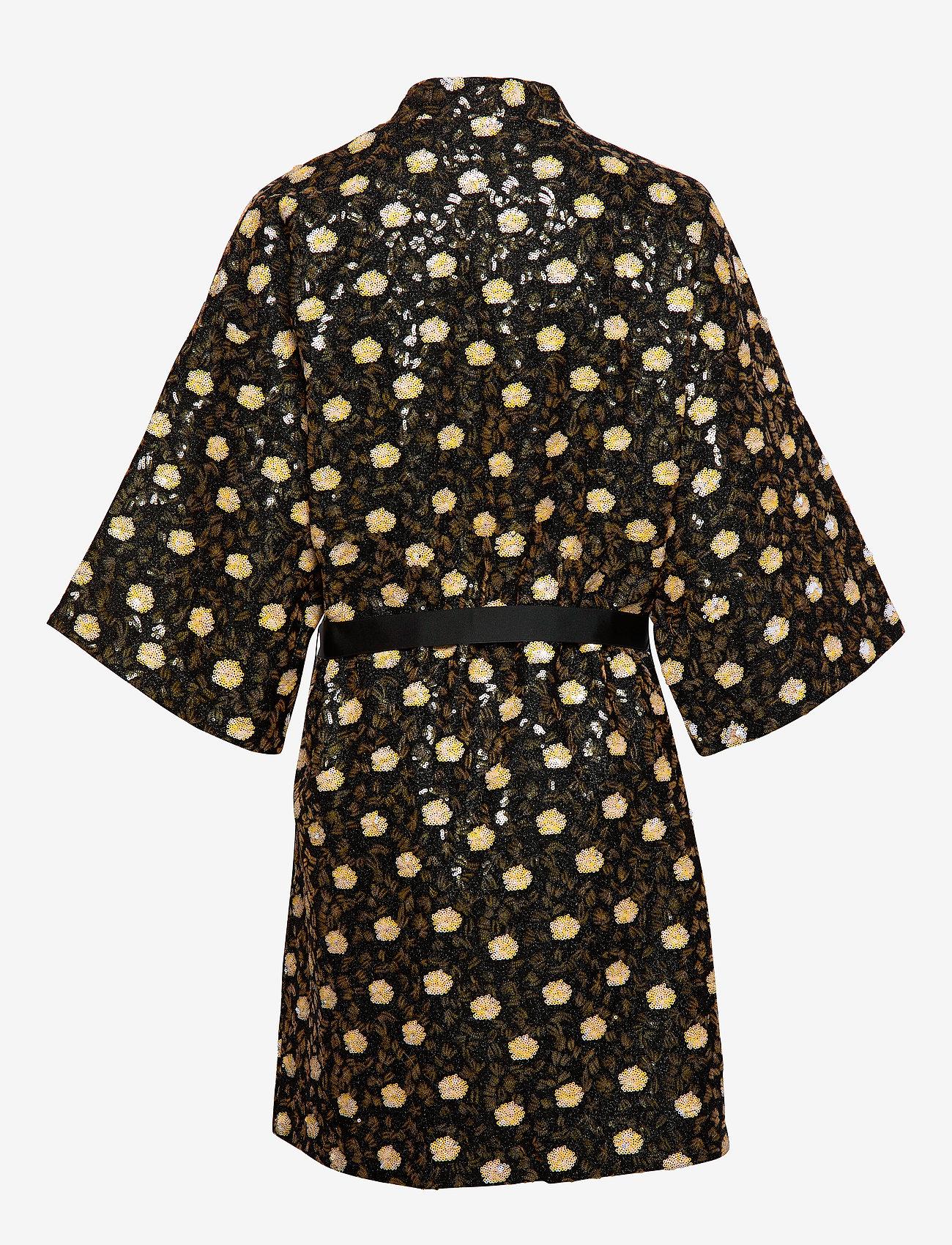 Becksöndergaard - Liberte Noelle Kimono - kimonot - misted yellow - 1