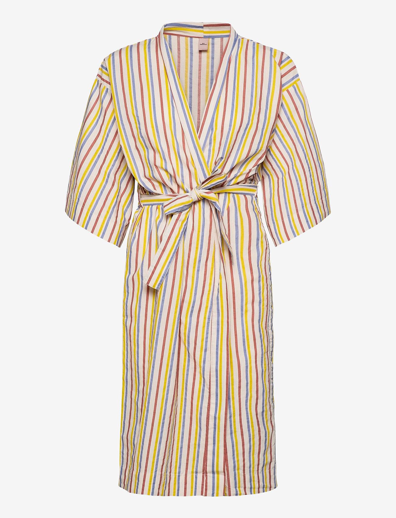 Becksöndergaard - Stripe Liberte Kimono - bedrok - multi col. - 0