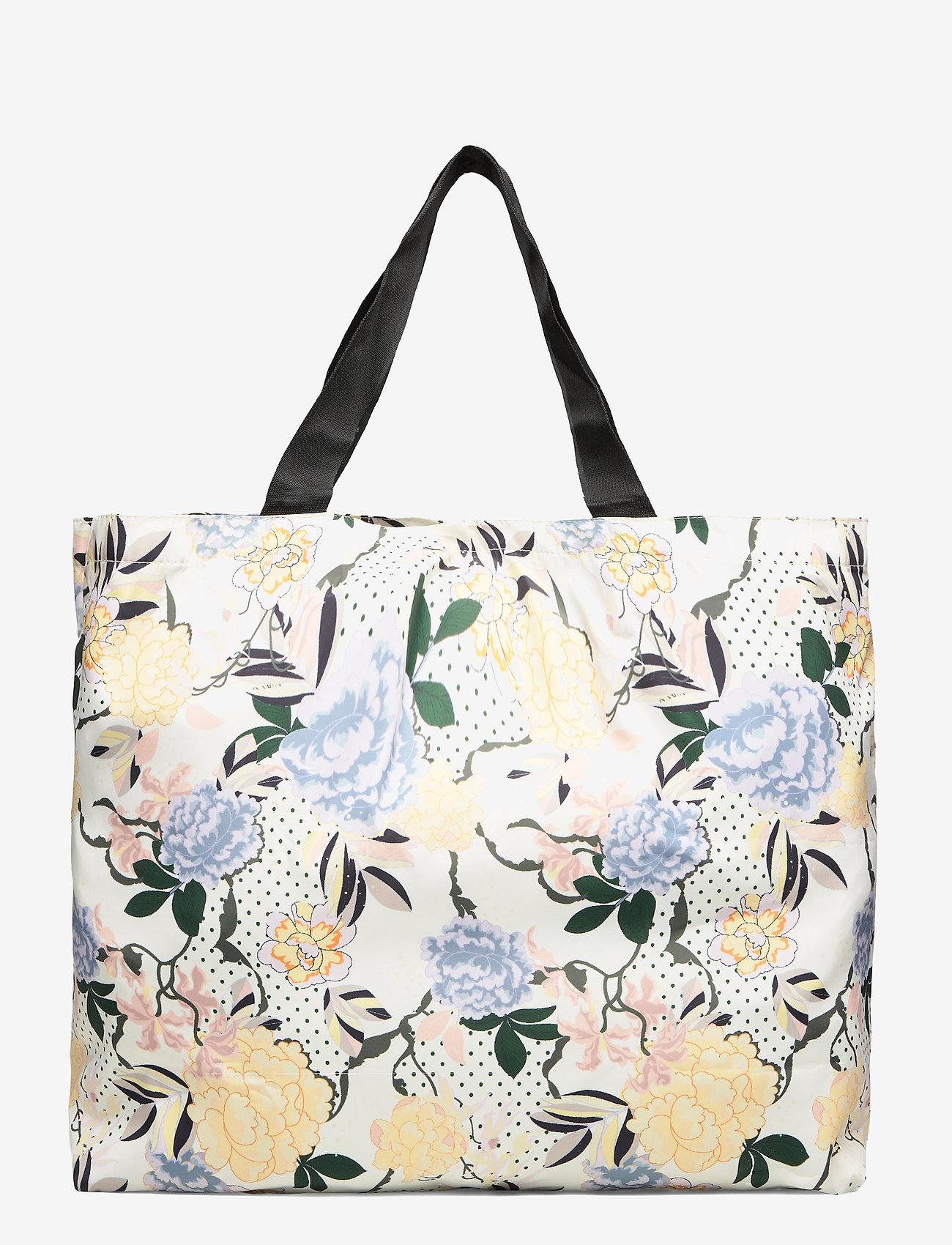 Becksöndergaard - Sitella Foldable Bag - shoppere - multi col. - 1