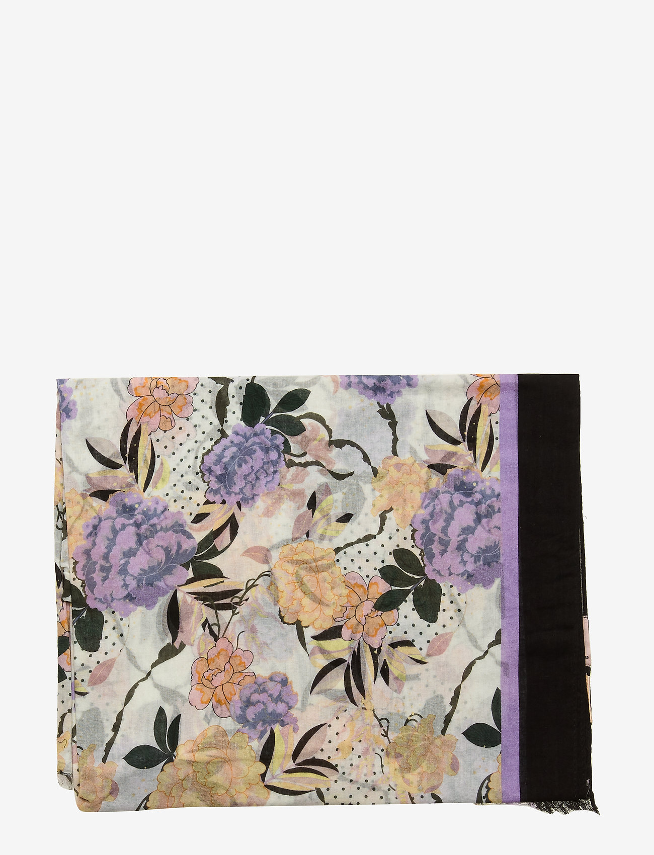 Becksöndergaard - Sitella Organic Scarf - scarves - multi col. - 1