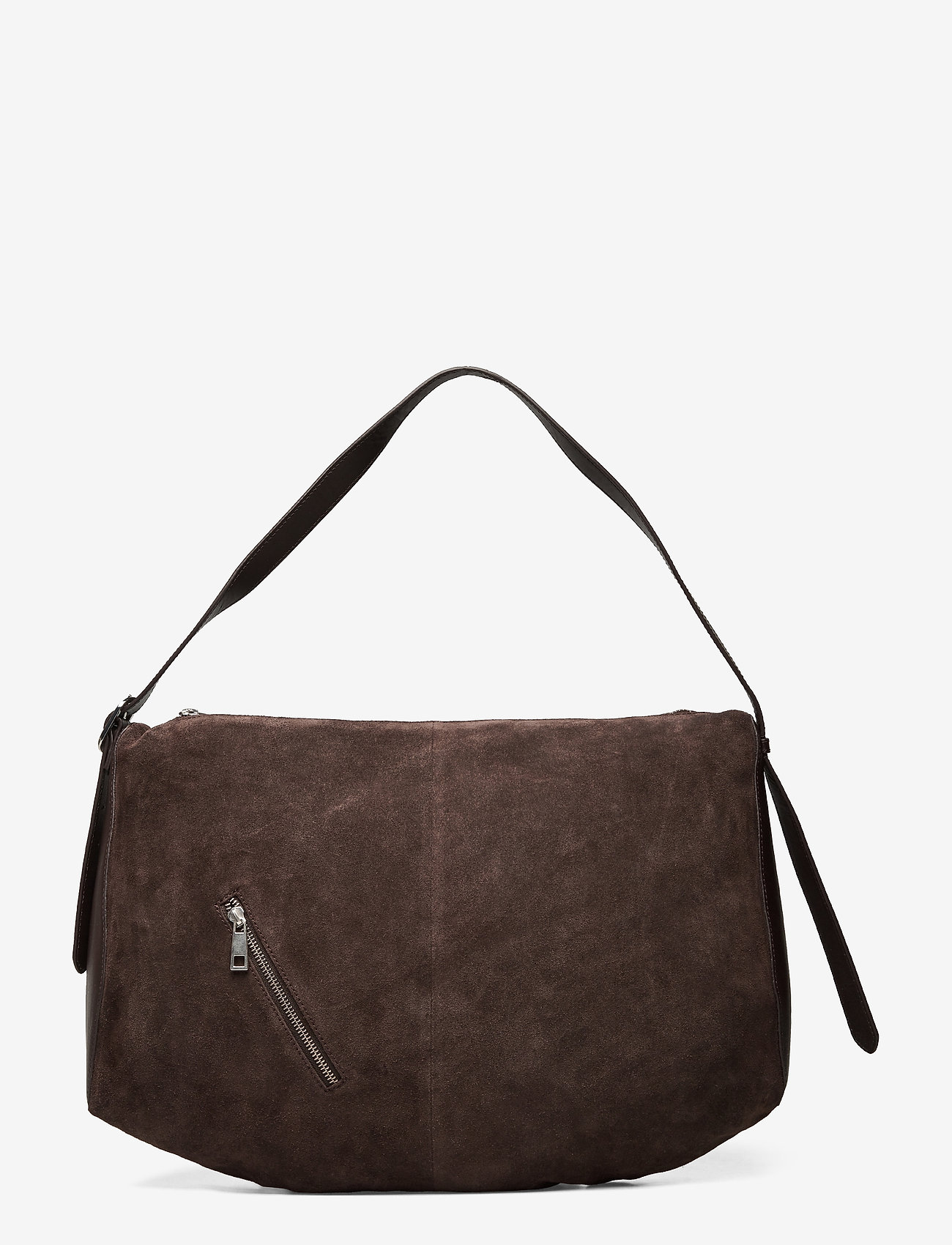 Becksöndergaard - Bigsu Barrol Bag - sacs a main - dark brown - 1