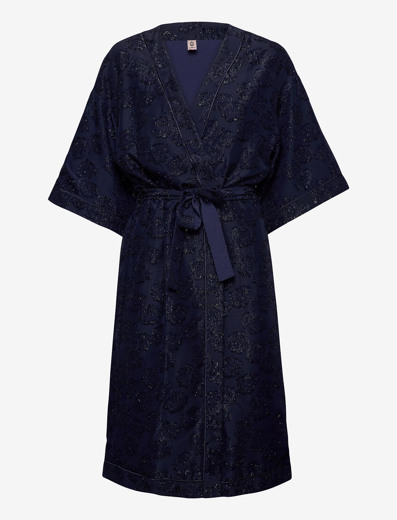 Becksöndergaard - Glitrala Liberte Kimono - kimonot - night sky - 0