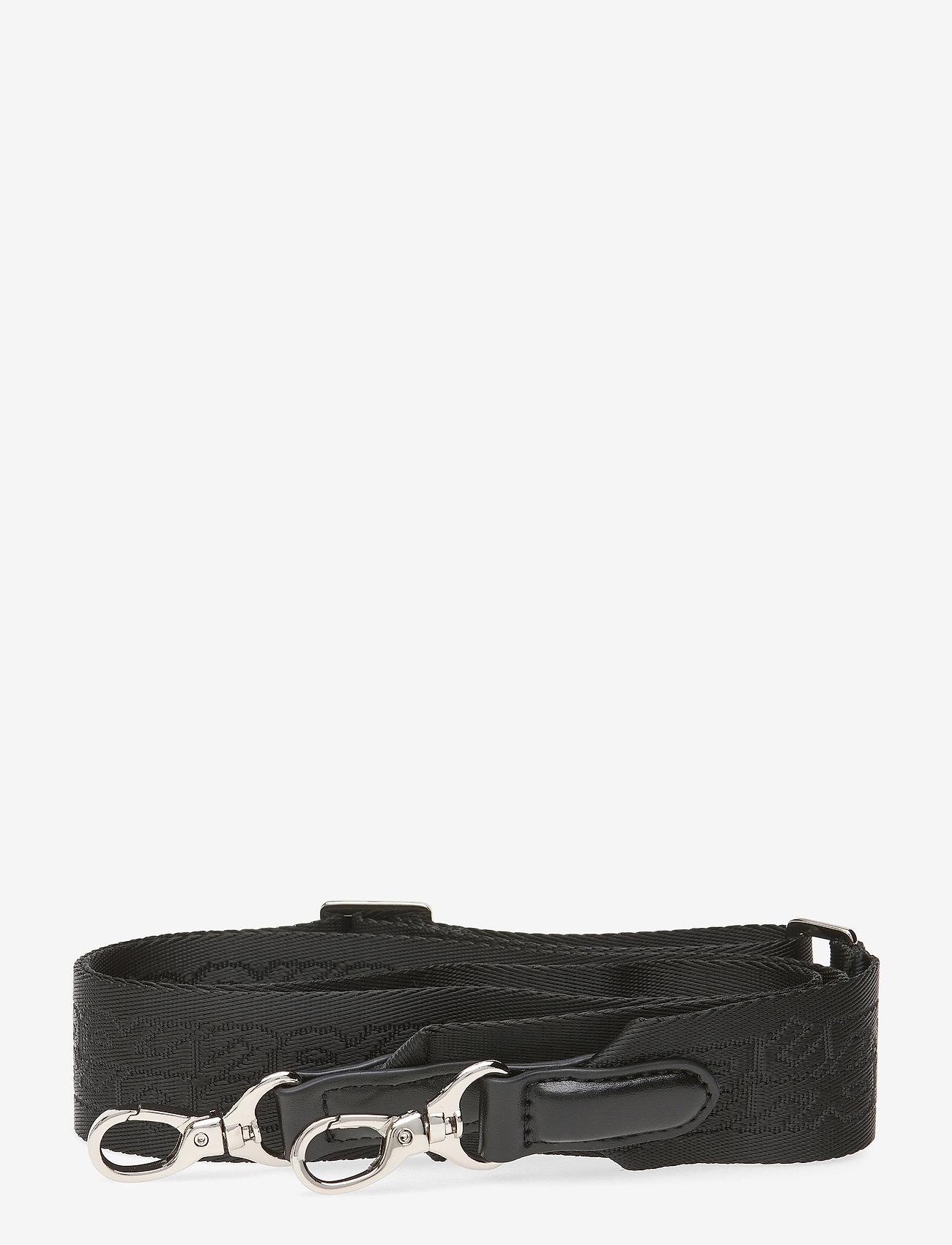 Becksöndergaard - BS Simple Strap - bag straps - black - 1