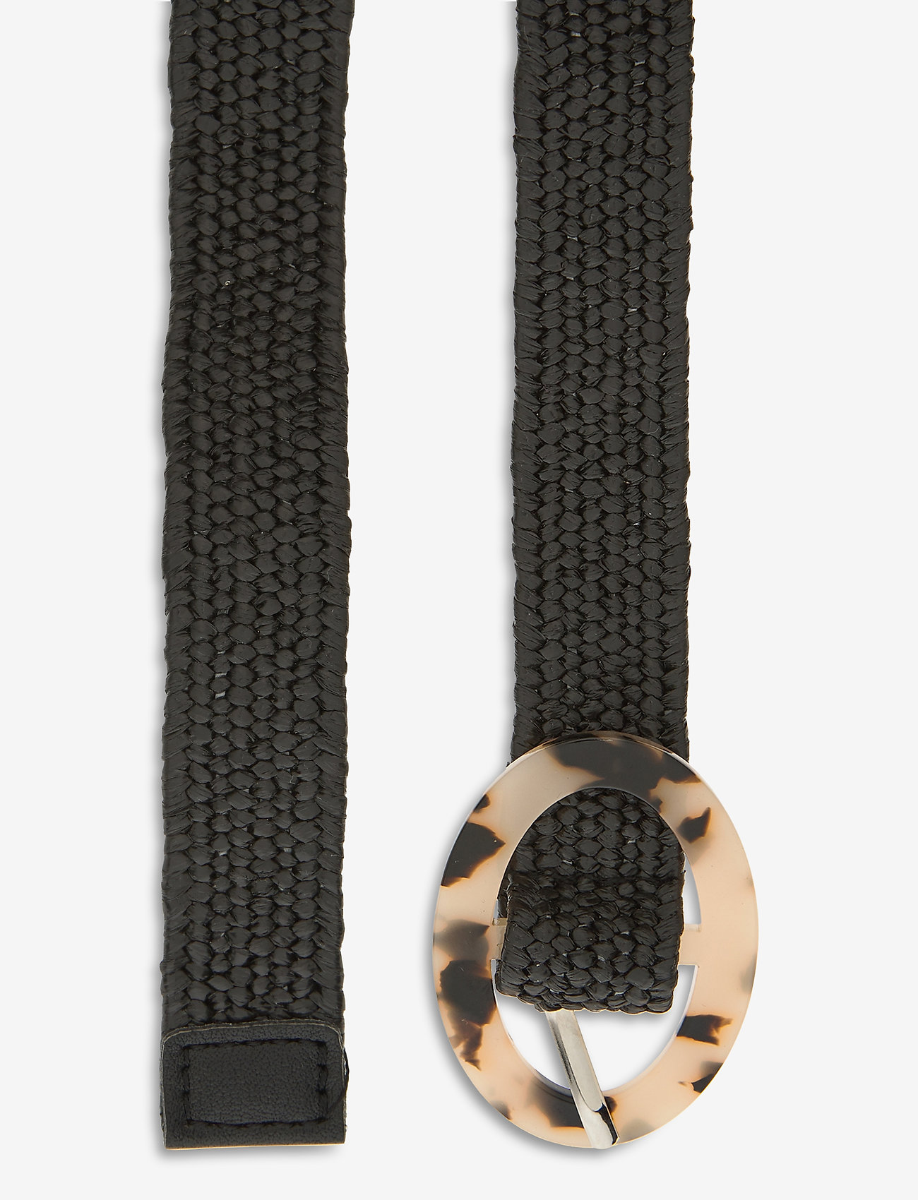 Becksöndergaard - Zia Solid Belt - paski - black - 1
