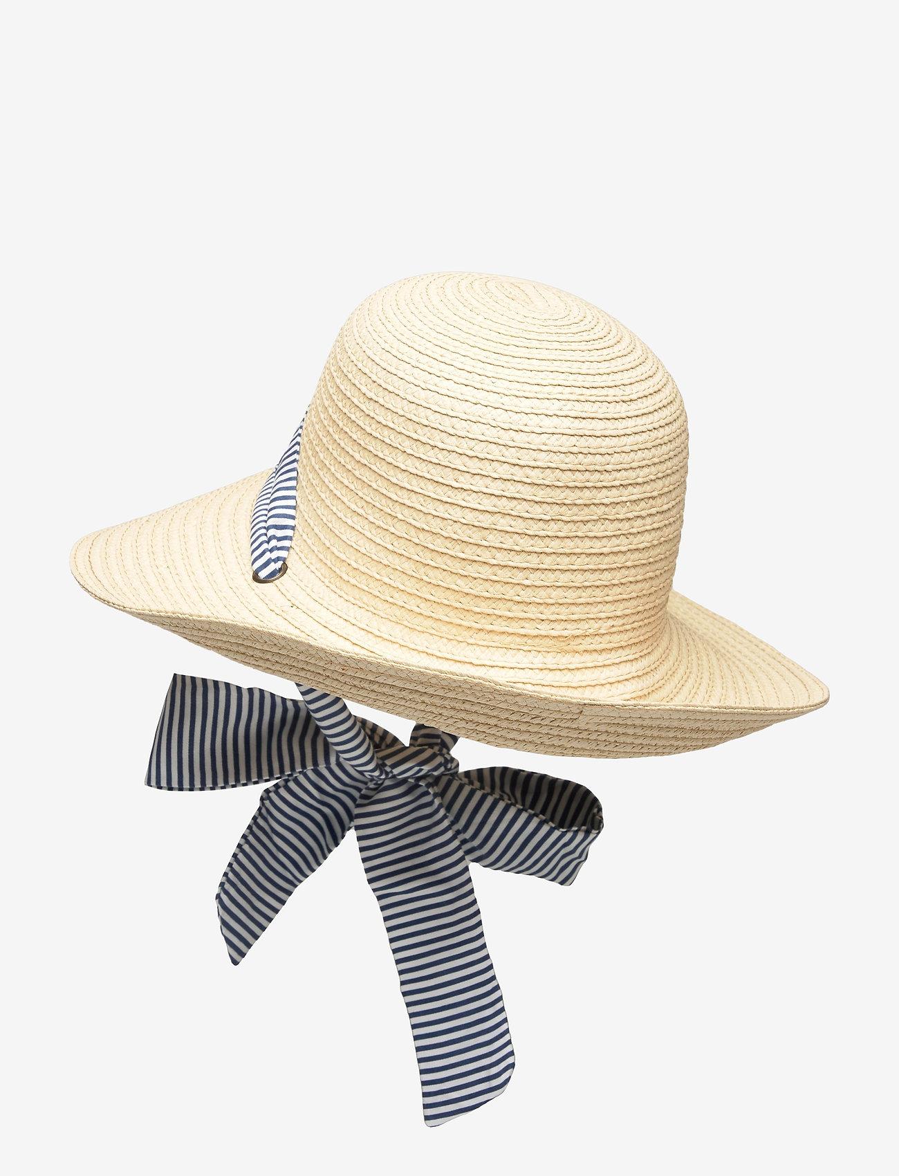 Becksöndergaard - Yrsa Straw Hat - straw hats - nature - 1