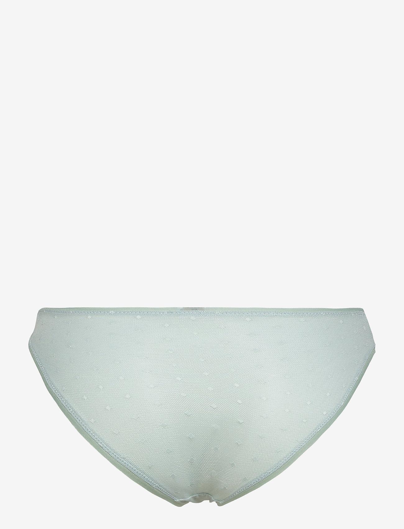 Becksöndergaard - Rhombus Mesh Tallie Bottom - briefs - blue surf - 1