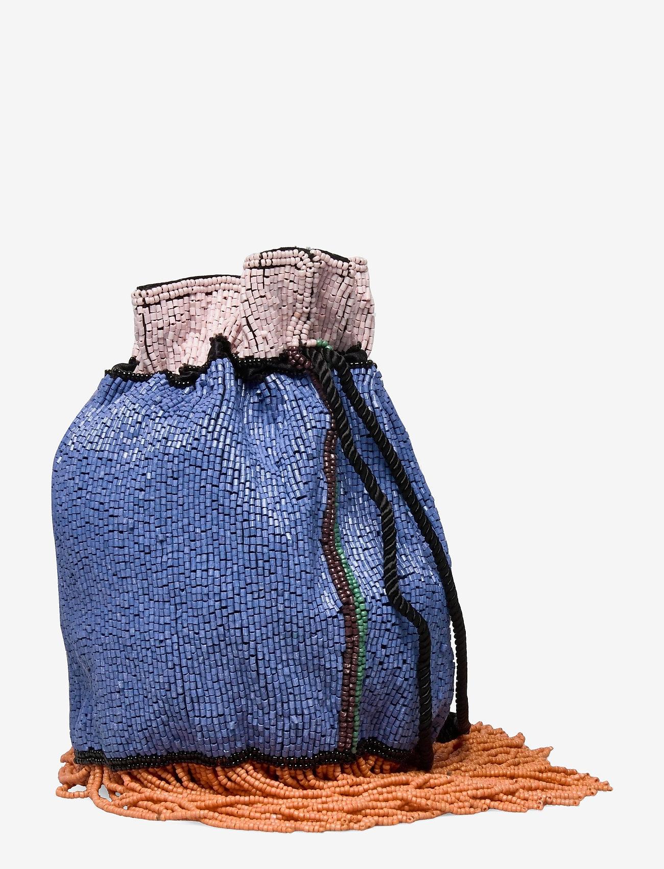 Becksöndergaard - Color Block Tora Bag - bucket bags - mix colour - 1