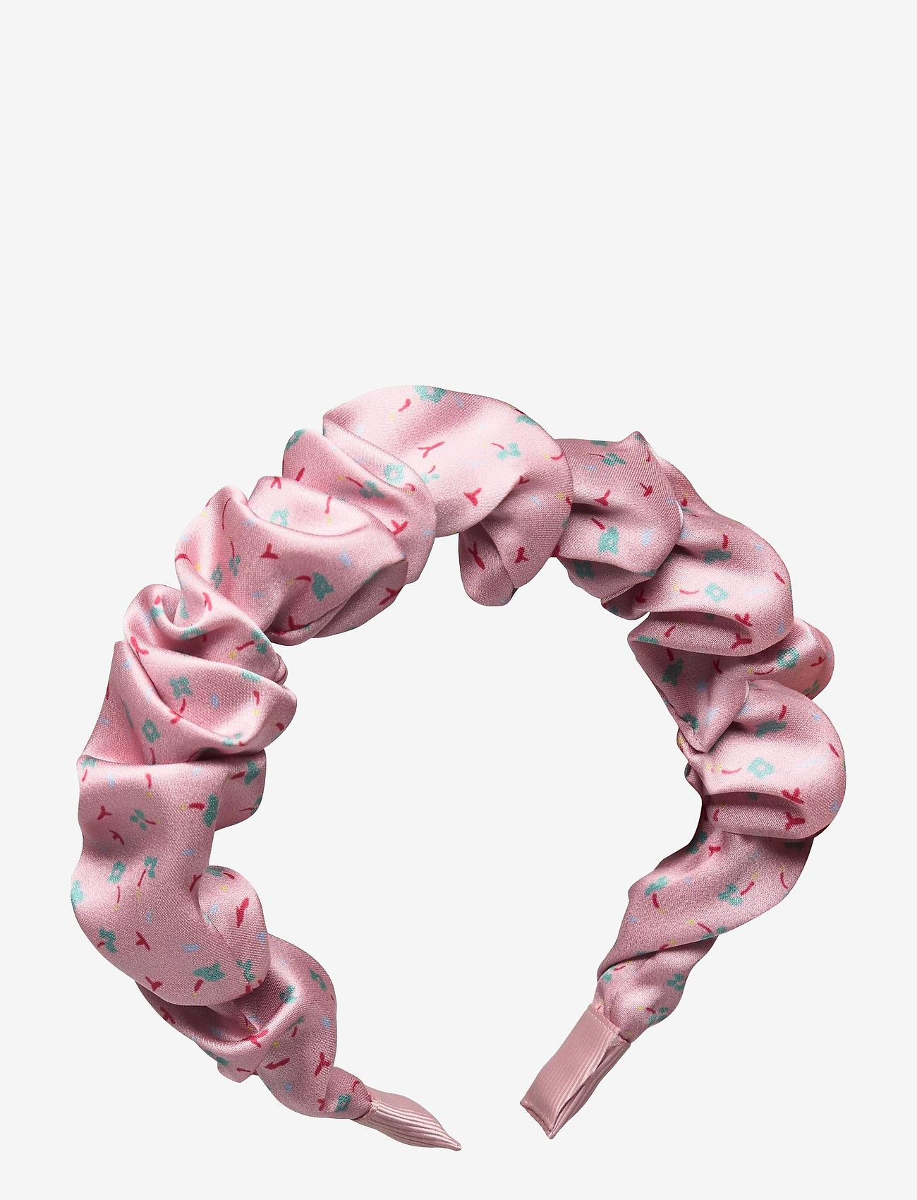 Becksöndergaard - Picola Hairbrace - haar accessoires - dusty pink - 1
