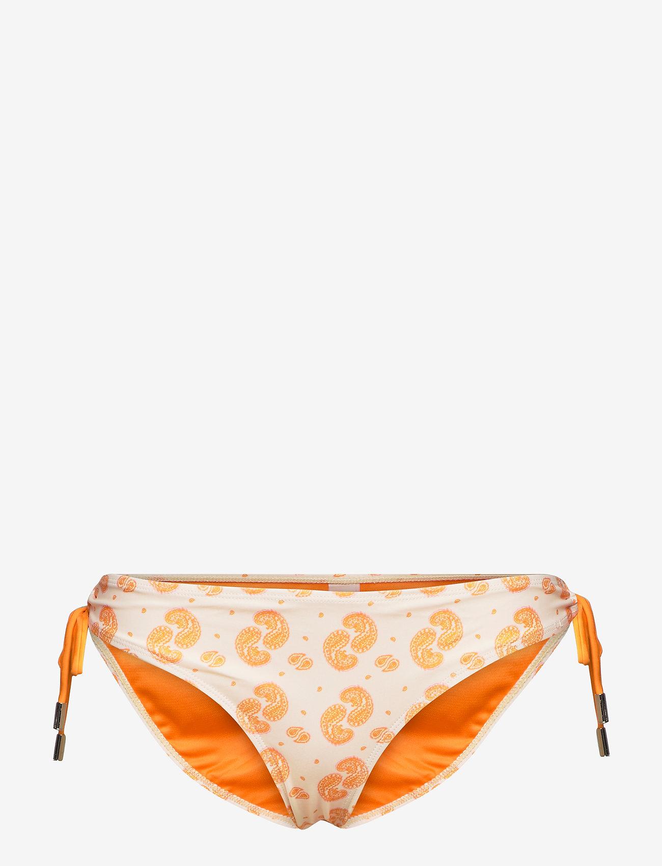 Becksöndergaard - Celesta Bibi Bikini Bottom - bikiniunderdeler - ivory - 0