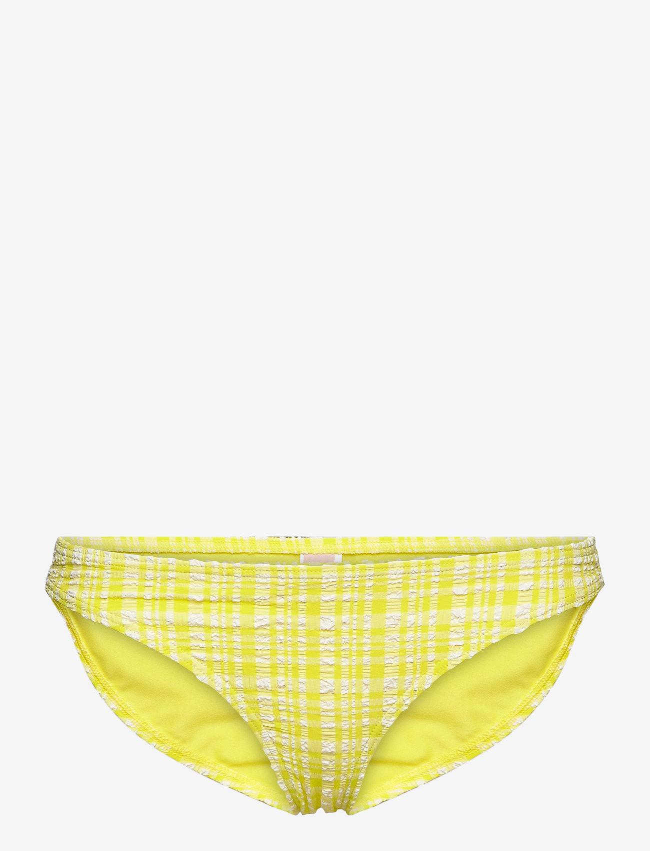 Becksöndergaard - Eli Bikini Bottom - bikini truser - yellow - 0