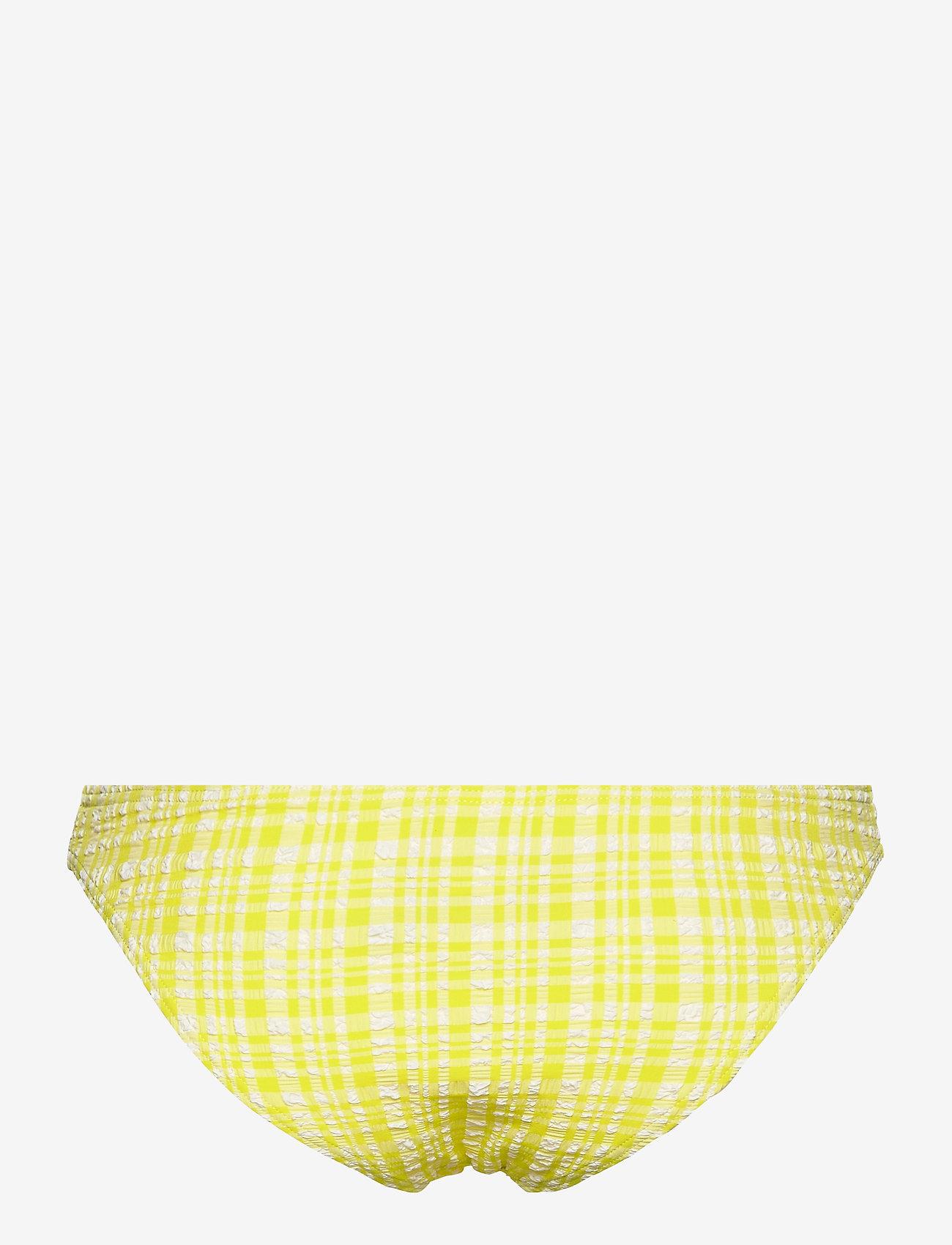 Becksöndergaard - Eli Bikini Bottom - bikini truser - yellow - 1