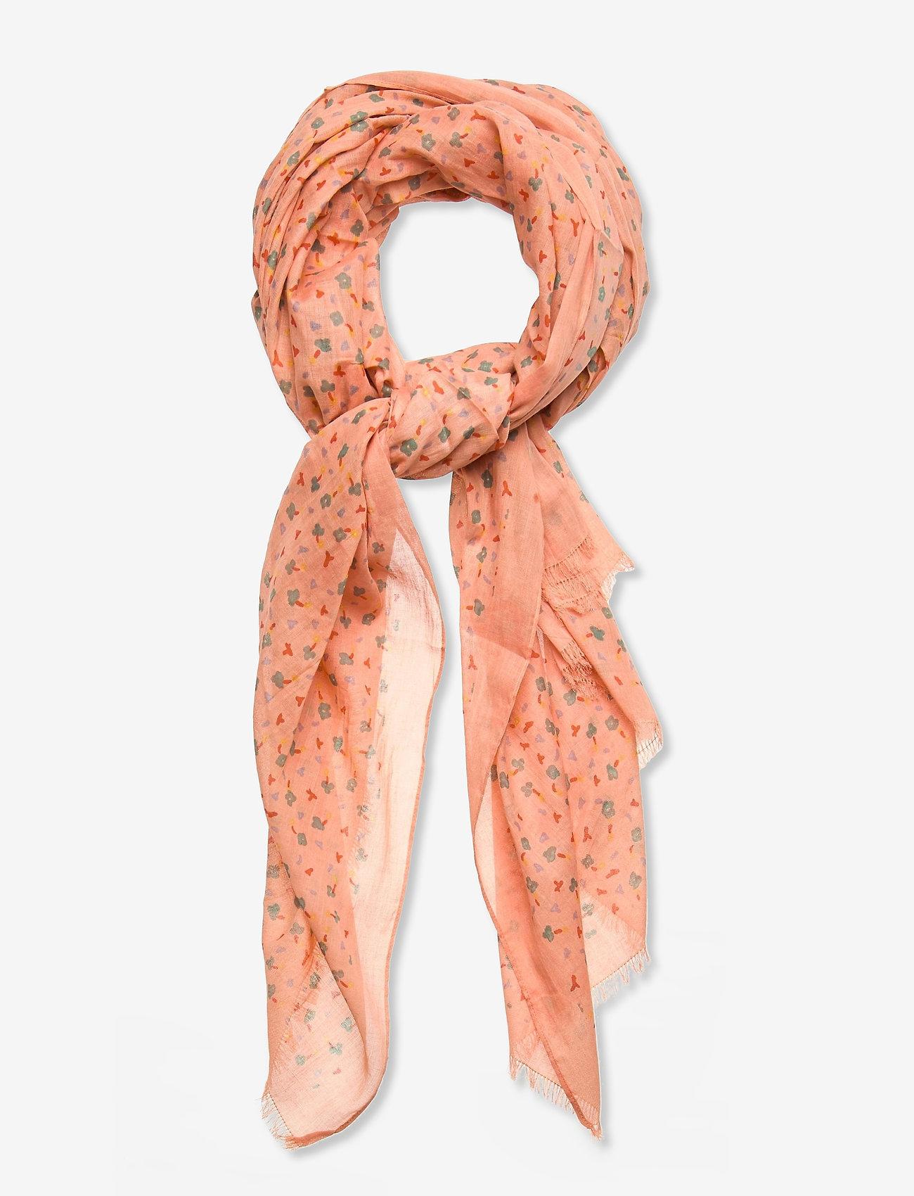 Becksöndergaard - Picola Corga Scarf - accessories - dusty pink - 1