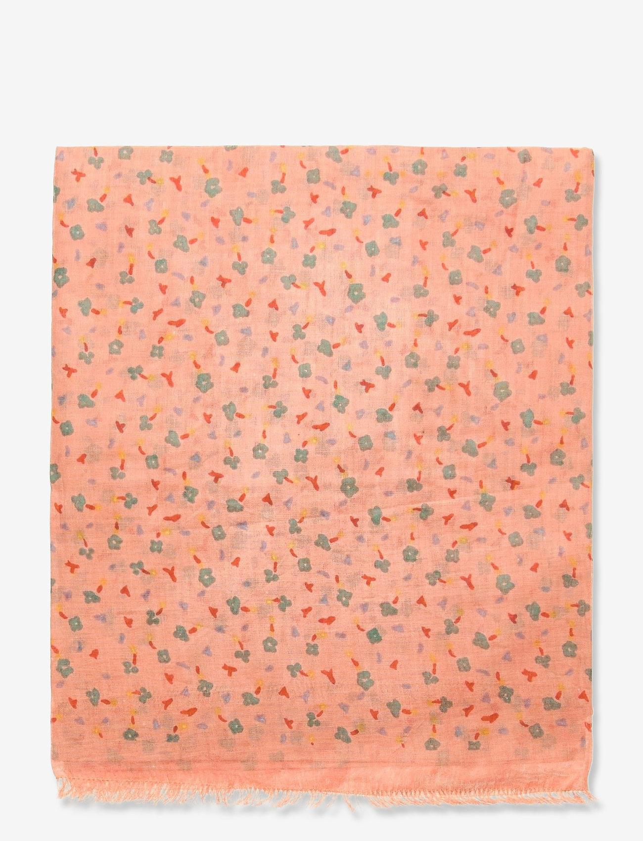 Becksöndergaard - Picola Corga Scarf - accessories - dusty pink - 2