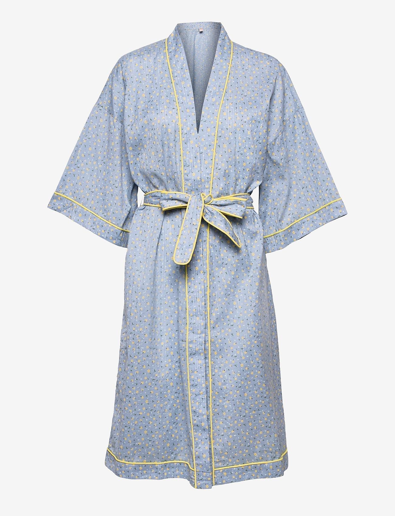 Becksöndergaard - Picola Liberte Kimono - kimonos - forever blue - 0