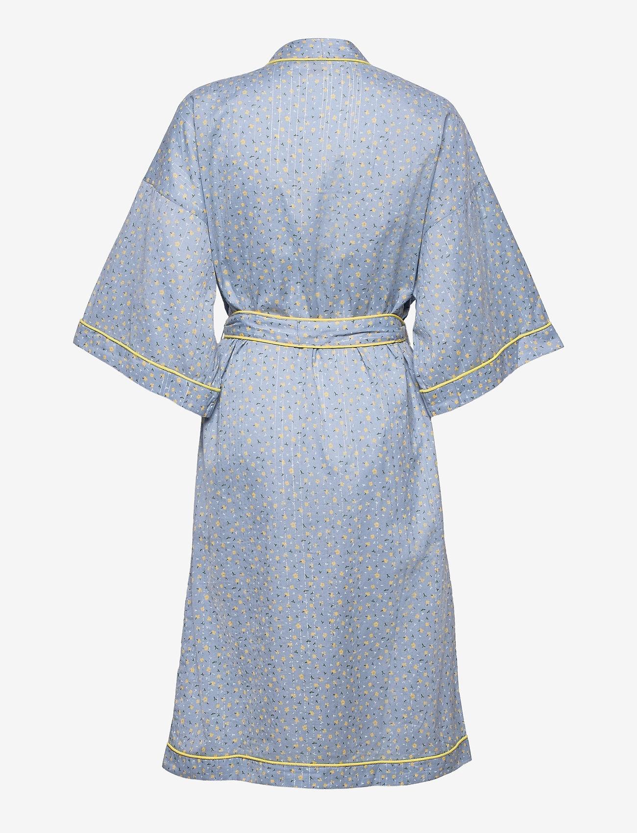 Becksöndergaard - Picola Liberte Kimono - kimonos - forever blue - 1