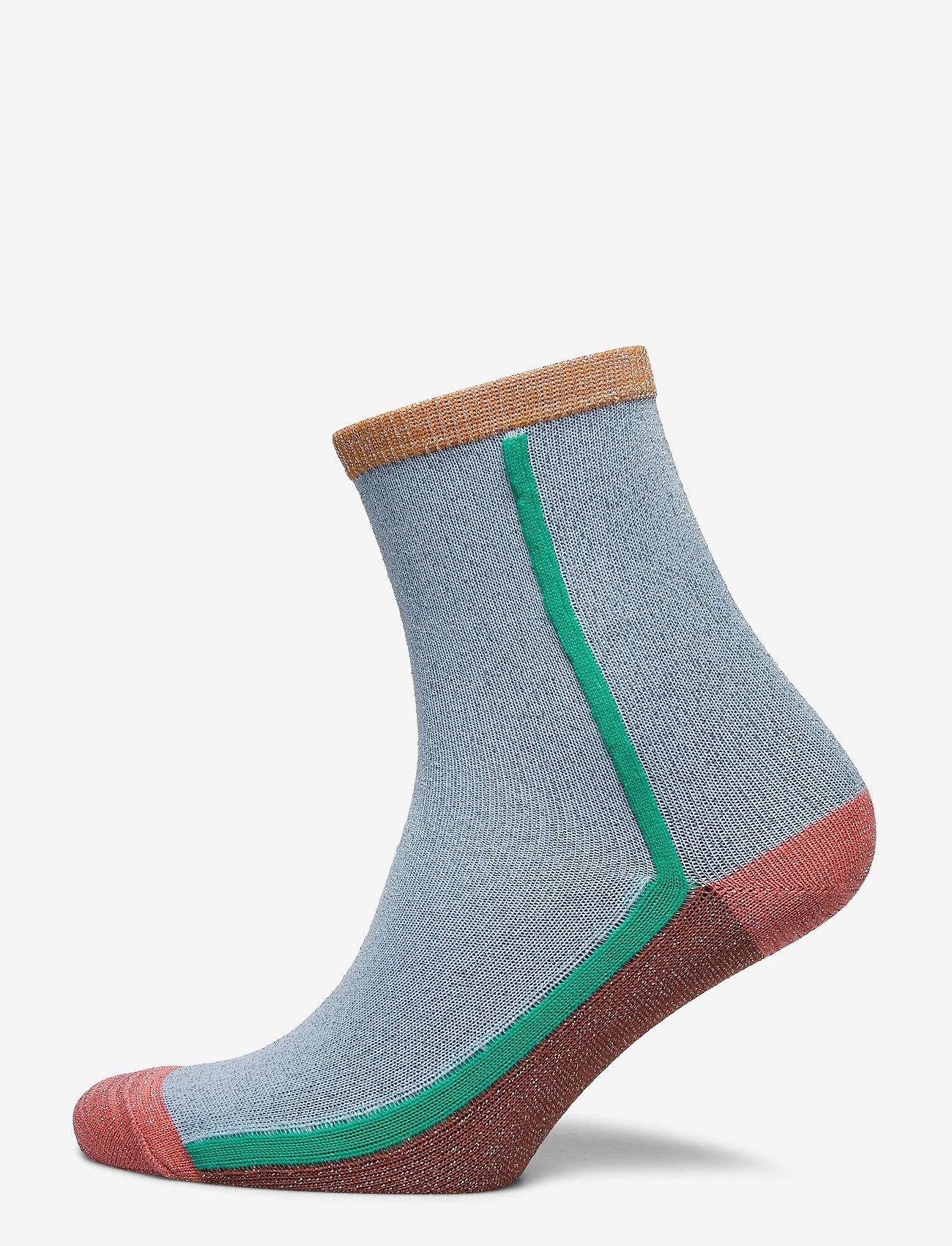 Becksöndergaard - Dean Summerblock Sock - sokker - skyway - 0