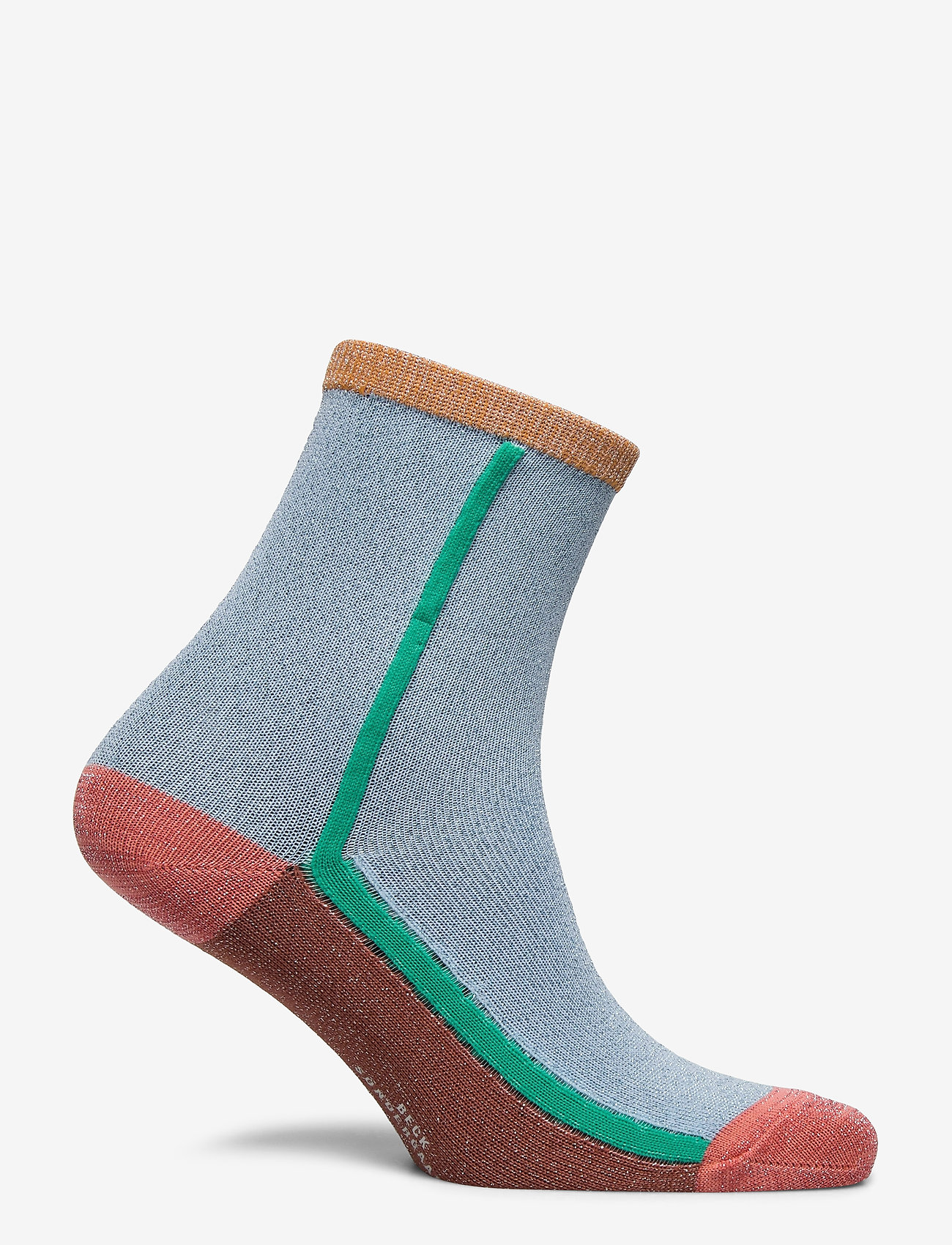 Becksöndergaard - Dean Summerblock Sock - sokker - skyway - 1
