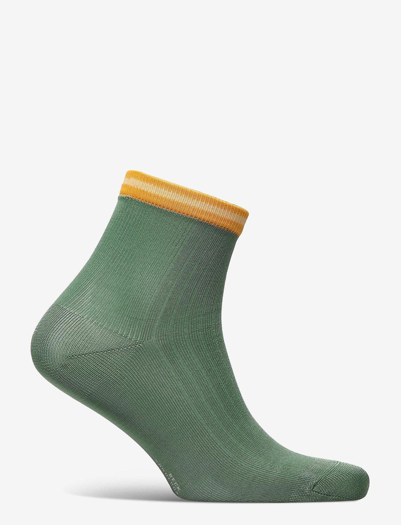 Becksöndergaard - Sporty Reina Sock - steps & footies - malachite green - 1