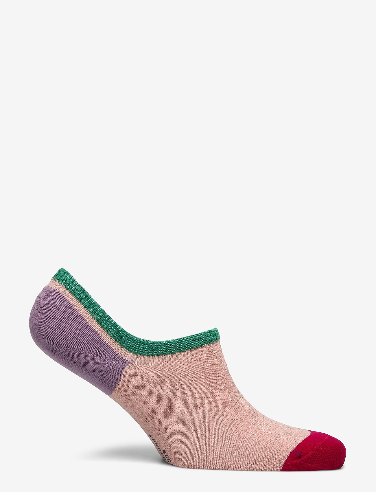 Becksöndergaard - Mix Sock Pack W.10 - steps & footies - dustypink/dusty - 1