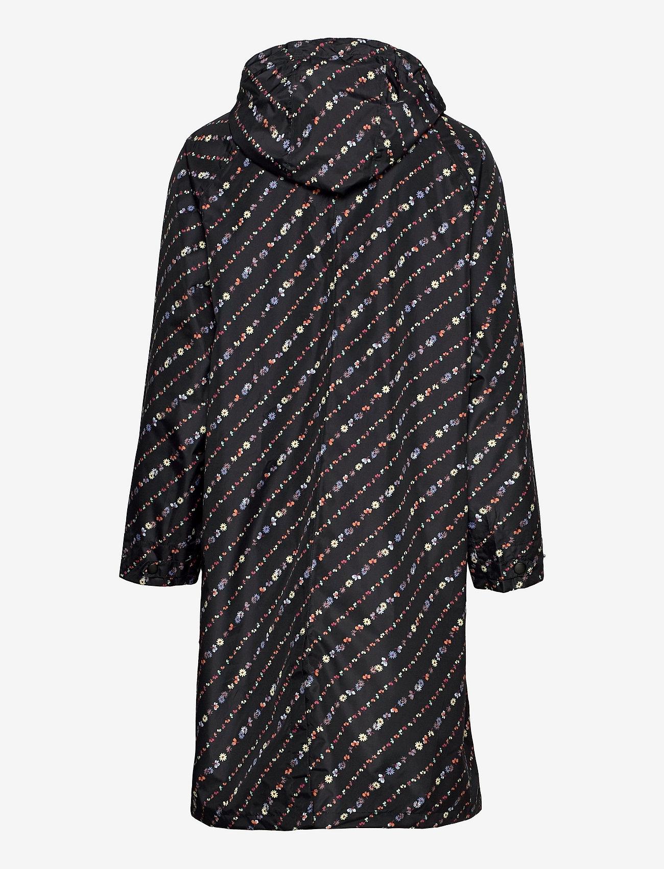 Becksöndergaard - Liluye Magpie Raincoat - manteaux de pluie - multi col. - 1