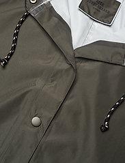 Becksöndergaard - Solid Magpie Raincoat - sadevaatteet - army green - 3