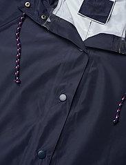 Becksöndergaard - Solid Magpie Raincoat - vêtements de pluie - navy blue - 3