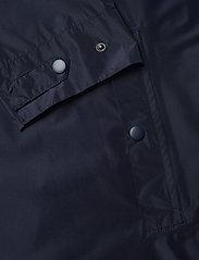 Becksöndergaard - Solid Magpie Raincoat - vêtements de pluie - navy blue - 4