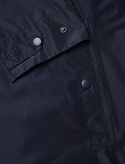 Becksöndergaard - Solid Magpie Raincoat - regntøy - navy blue - 4