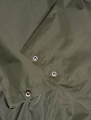 Becksöndergaard - Solid Maggie Rain Pants - pantalons larges - army green - 3
