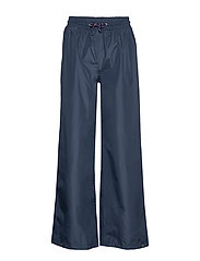 Solid Maggie Rain Pants - NAVY BLUE