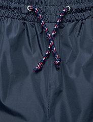 Becksöndergaard - Solid Maggie Rain Pants - pantalons larges - navy blue - 2
