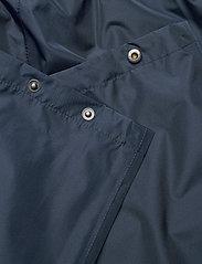 Becksöndergaard - Solid Maggie Rain Pants - vide bukser - navy blue - 3