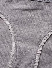 Becksöndergaard - Solid Tasmine Bottom - briefs - light grey melange - 2