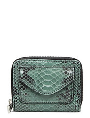 Snake Petit Wallet - SIMPLY GREEN
