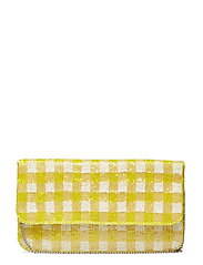 Tipo Check bag - YELLOW