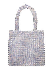 Bead Bag - LIGHT BLUE