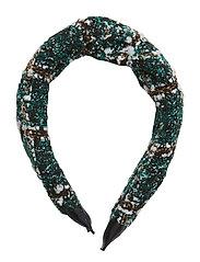 Headband Ofelia - VERDANT GREEN