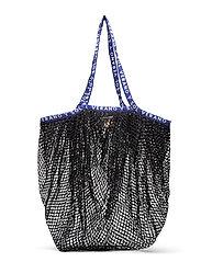 Reya Market Bag - BLACK