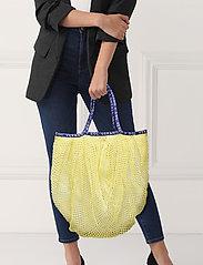 Becksöndergaard - Reya Market Bag - shoppere - soft yellow - 0