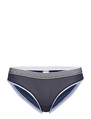 Tallie Stripes Bottom - DARK BLUE