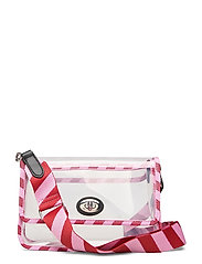 Villa Graphic Bag - FIERY RED