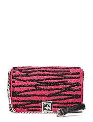Zebra Maika bag - CHINESE RED