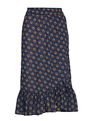 Lotus Chleo Skirt - CLASSIC NAVY
