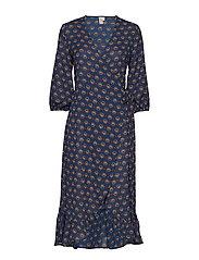 Lotus Alva Dress - CLASSIC NAVY