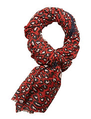 Gabi Scarf - RED