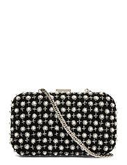 Violet Box Bag - BLACK